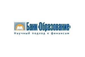 Банк Образование