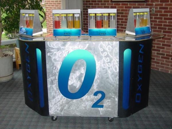 Бизнес на кислородных коктейлях