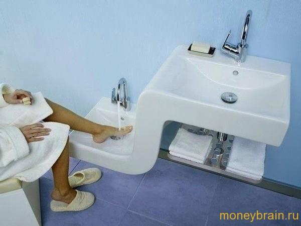 Как экономить воду в ванной