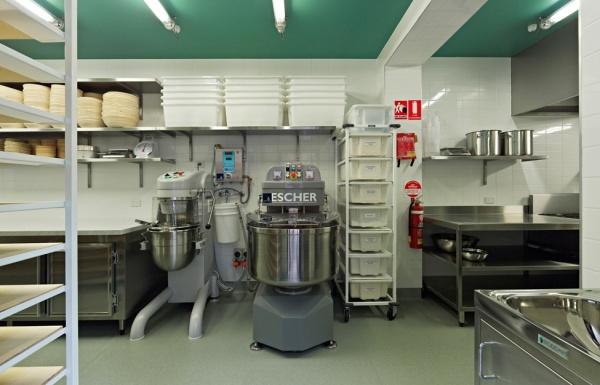 Необходимое оборудование для мини пекарни