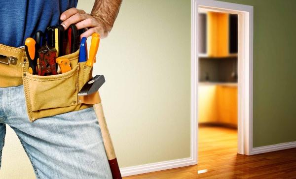 Открытие фирмы по ремонту квартир