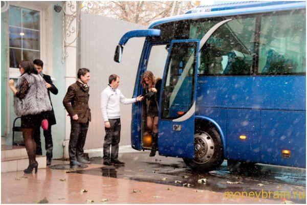 как открыть пассажирские перевозки
