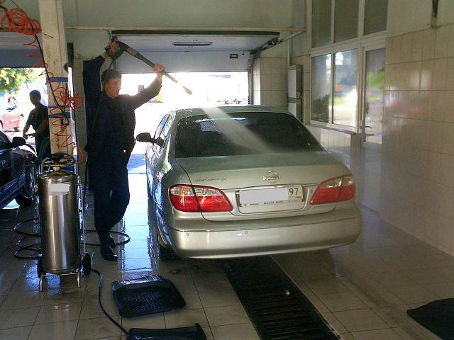 оборудование для автомойки