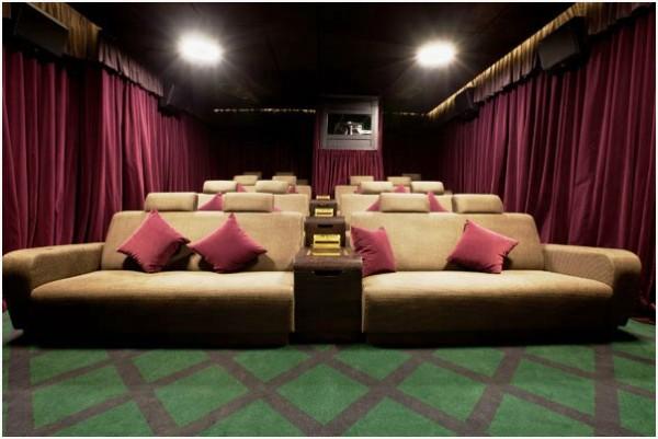 открытие кинотеатра