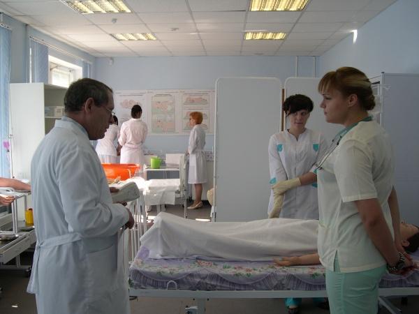открытие медицинского кабинета