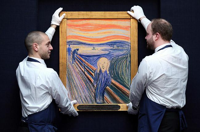 покупка картин на аукционе