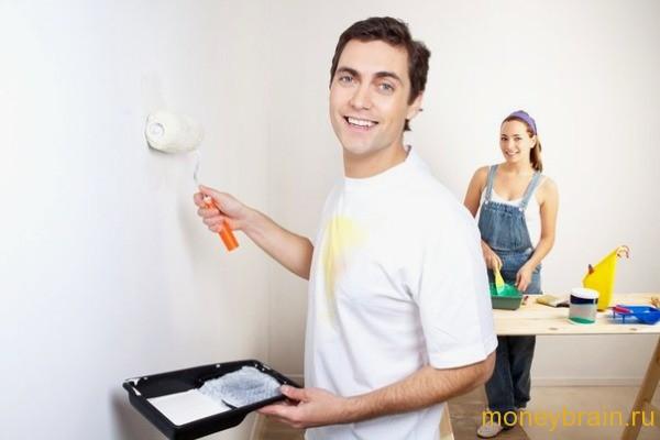 ремонт дома в кредит