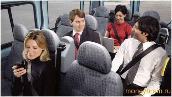 сколько нужно вложить в пассажирские перевозки