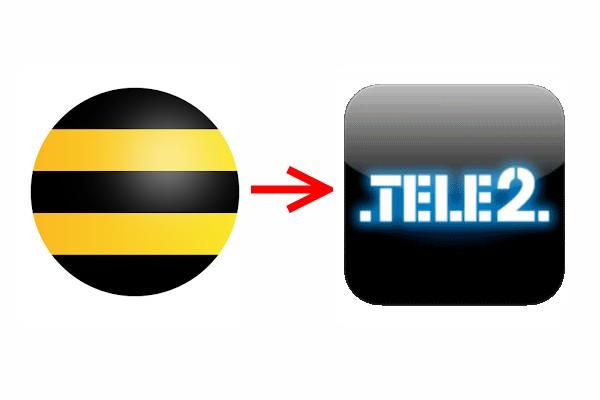 Перевод денег с Билайна на Теле2. Команды для смс, комиссия.