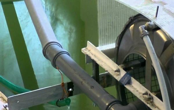 оборудование для разведения клариевых сомов