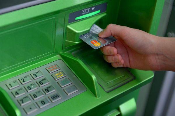 Как перевести наличные деньги через банкомат Сбербанка
