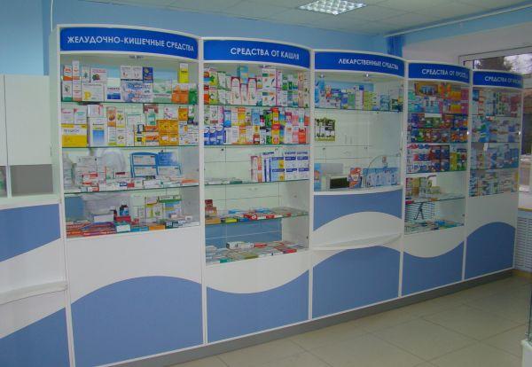 как оформить витрину в аптеке
