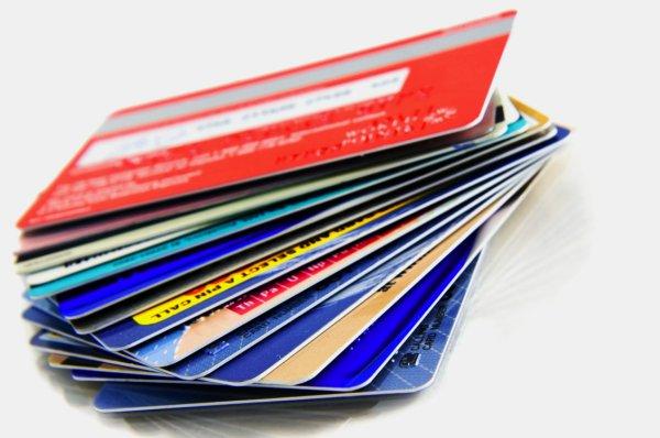 Пополнение кредитной карты