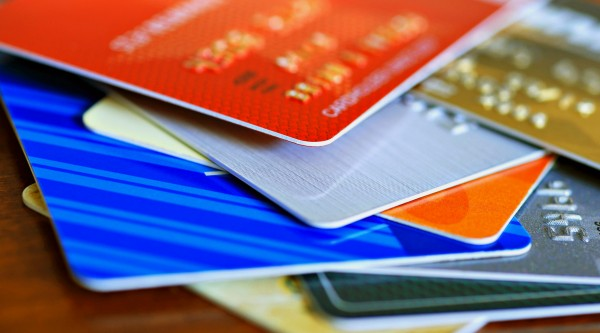 первая в мире банковская карта