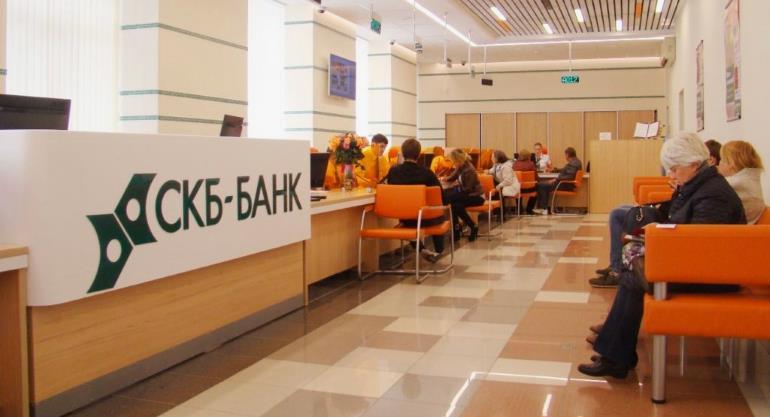 Онлайн заявка на кредит наличными в СКБ банк