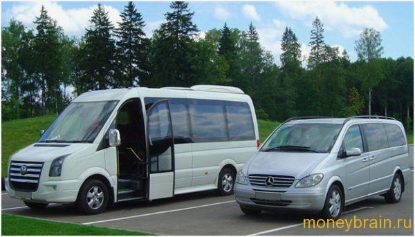 Бизнес на пассажирских перевозках