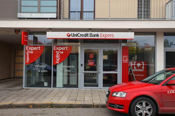Комиссия в банкоматах Юникредит банка