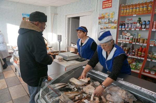 Необходимое оборудование для рыбного магазина