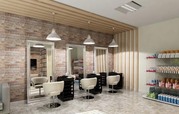 Оборудование и персонал для парикмахерской