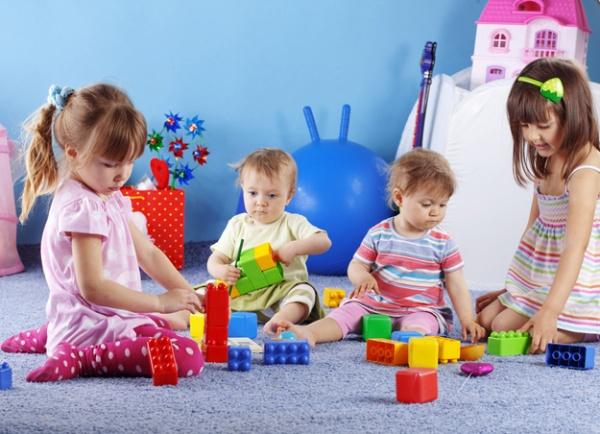 Оснащение и оборудование для детского сада