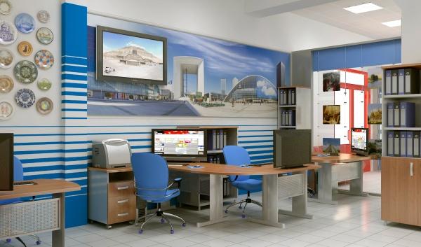 Офис под турагентство