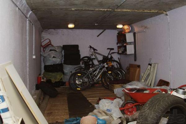 Подготовка гаража на сдачу в аренду
