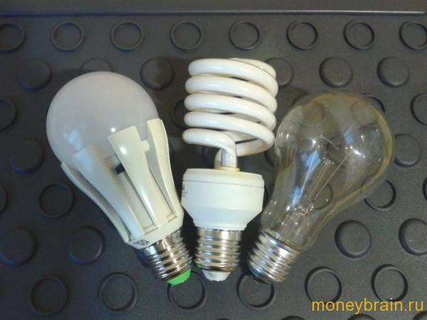 Экономим на освещении