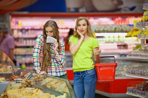 замена дорогих продуктов на дешевые