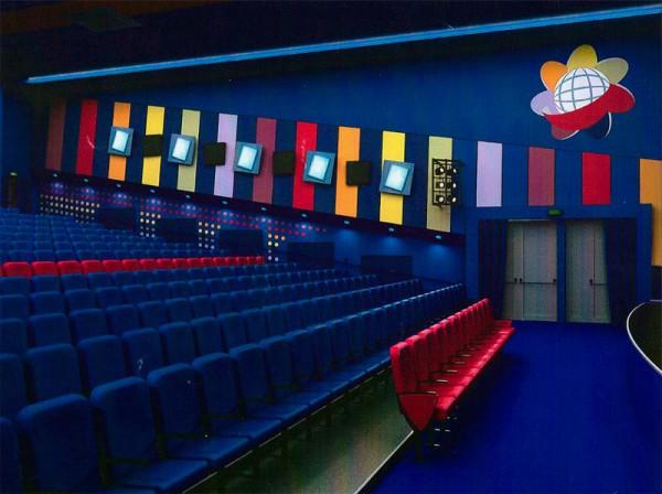 открытие кинотеатра в вашем городе