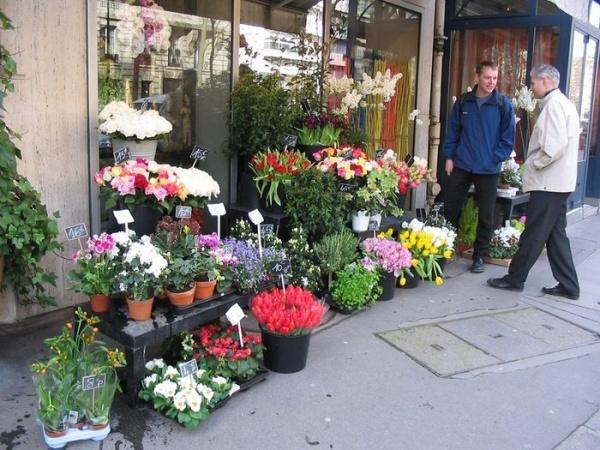 риск при открытие цветочного магазина
