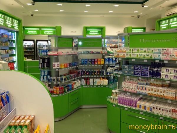самые популярные франшизы аптек