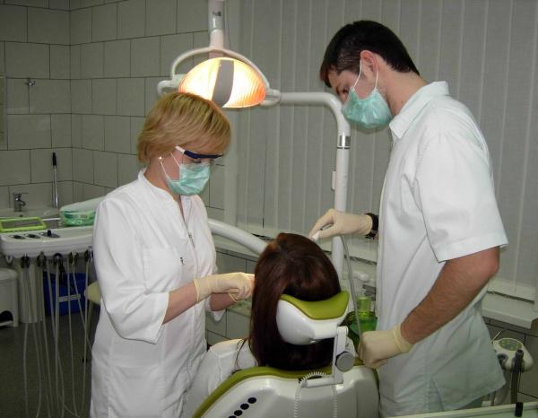 стоматологический кабинет - риски при открытие