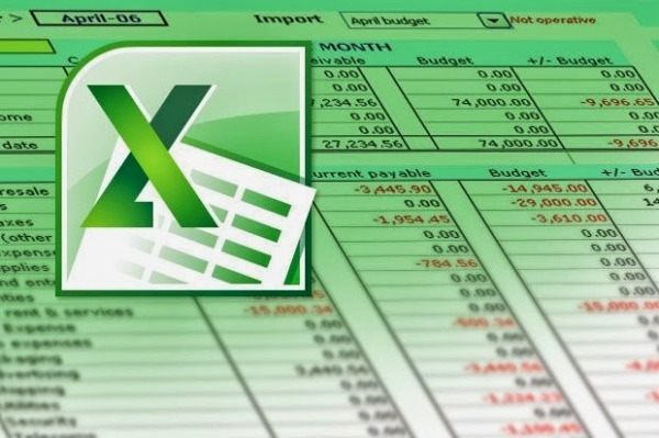 таблица расходов семейного бюджета в Excel