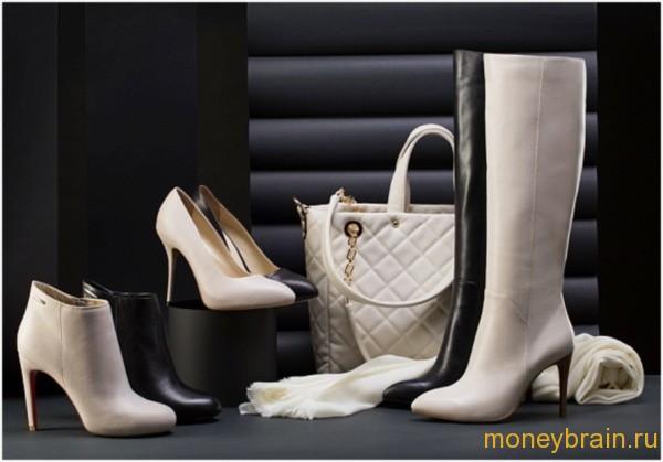 франшизы обувных магазинов