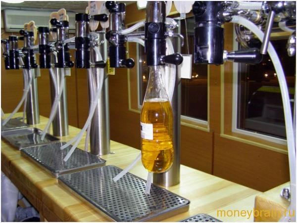 франшизы разливного пиво