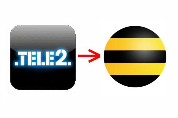 Перевод денег с Теле2 на Билайн. Комиссия, команды для смс.