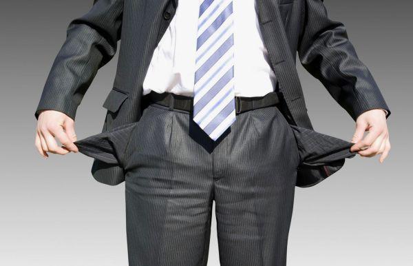 Как объявить себя банкротом перед банком