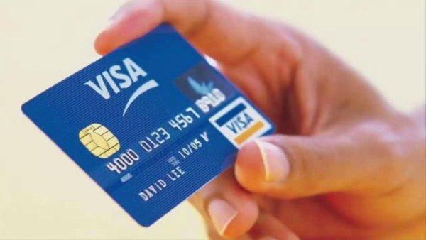 Просрочка по кредитной карточке