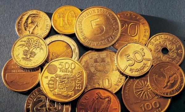 Какие монеты покупает Сбербанк?