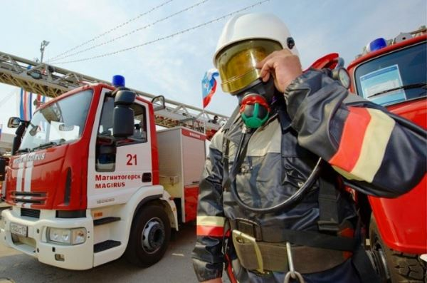 Пенсии работникам пожарной охраны