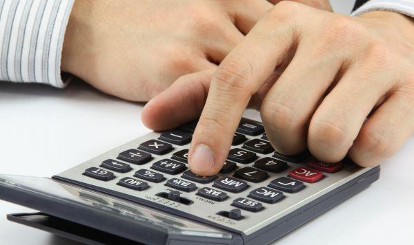 Расчет процентов по депозиту