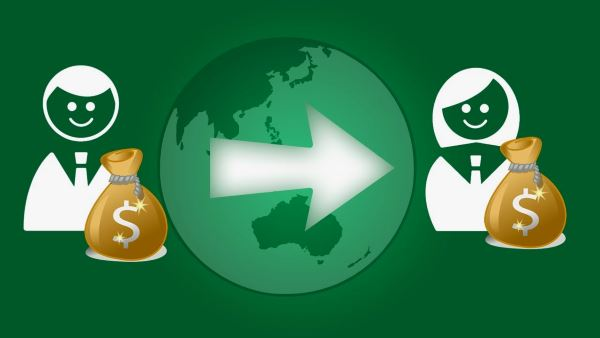 Перевод на счет иностранного банка
