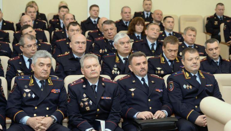 Пенсионная реформа МВД России в 2018 - 2019 годах