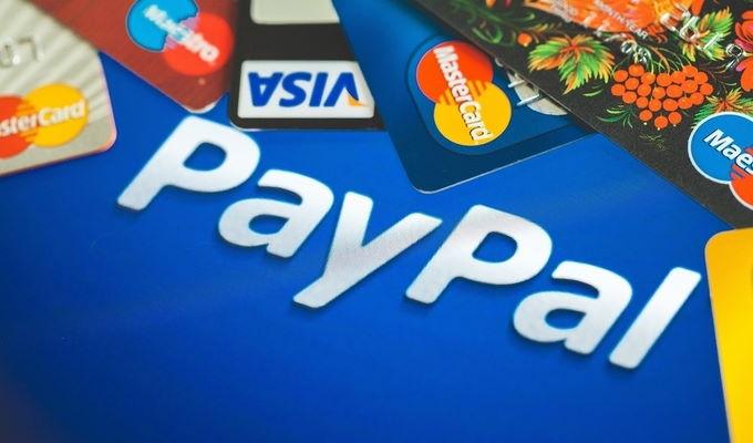 Перевод денег с Paypal на карту