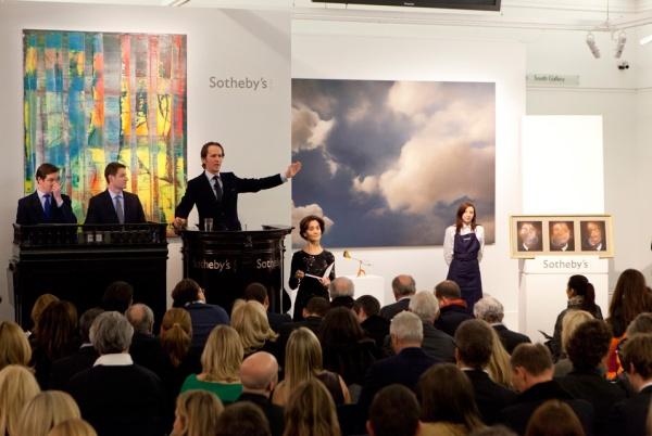 Sotheby's аукцион